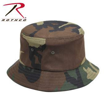 Bucket Hat - Delta Survivalist
