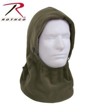 Polar Fleece Adjustable Balaclava - Delta Survivalist