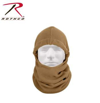 Polar Fleece One Hole Balaclava - Delta Survivalist
