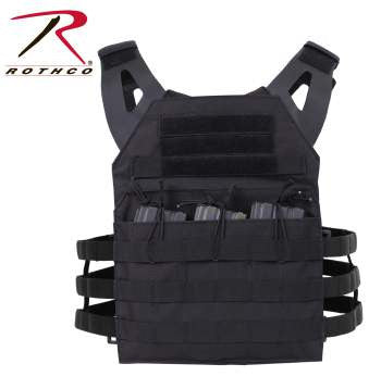 Lightweight Plate Carrier Vest - Delta Survivalist