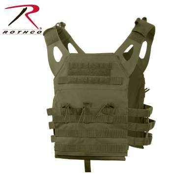 Lightweight Plate Carrier Vest