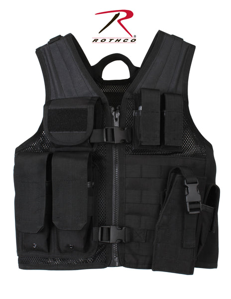 Kid's Tactical Cross Draw Vest - Delta Survivalist