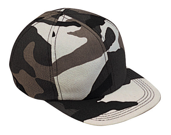 Kid's Adjustable Camo Cap - Delta Survivalist