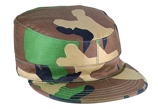 Gov't Spec 2 Ply Poly/Cotton Army Ranger Fatigue Cap - Delta Survivalist