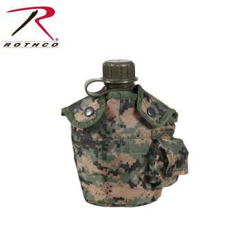 Gi Style Canteen Cover - Delta Survivalist