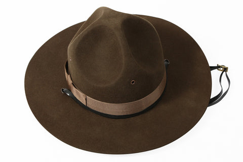 Military Campaign Hat - Delta Survivalist
