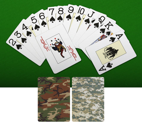 Playing Cards - Delta Survivalist