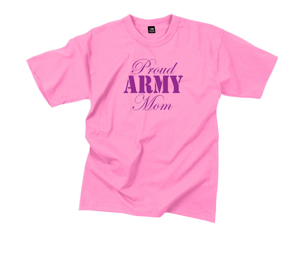 Proud Army Mom T-Shirt - Delta Survivalist