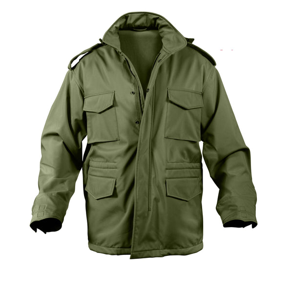 Soft Shell Tactical M-65 Jacket