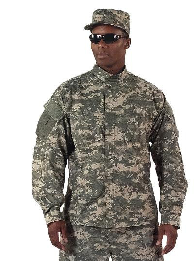 Army Combat Uniform Shirt - Delta Survivalist