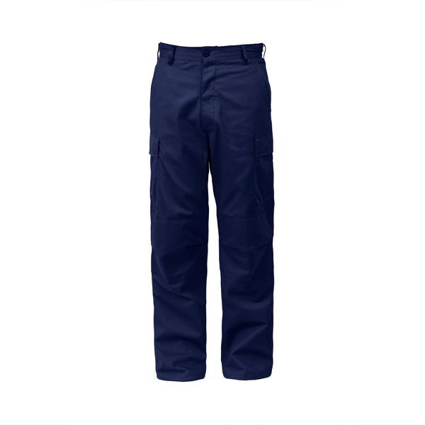 Zip Fly Unform Pant