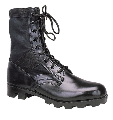 G.I. Type Black Steel Toe Jungle Boot - Delta Survivalist