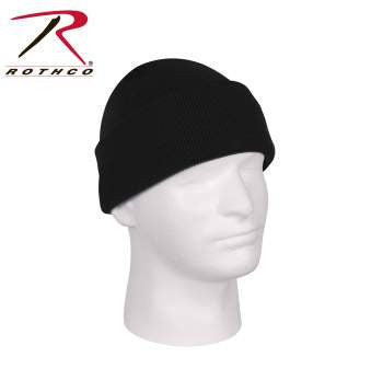 Deluxe Fine Knit Watch Cap - Delta Survivalist