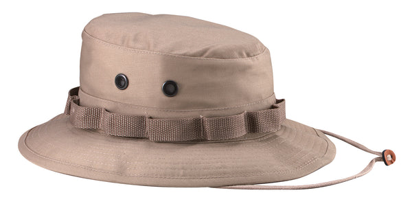 100% Cotton Rip-Stop Boonie Hat - Delta Survivalist