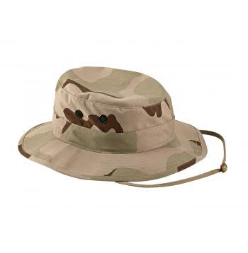 Poly/Cotton Rip-Stop Boonie Hat - Delta Survivalist