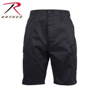 Zipper Fly BDU Combat Shorts