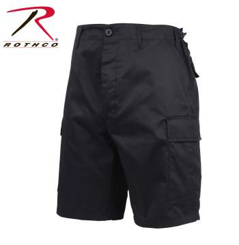 Zipper Fly BDU Combat Shorts - Delta Survivalist