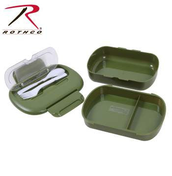 Plastic Mess Kit - Delta Survivalist