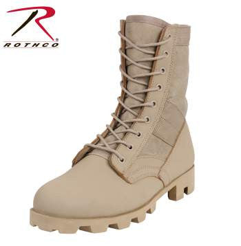 G.I. Style Jungle Boots - Delta Survivalist