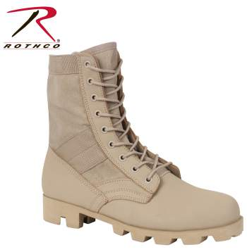 Classic Military Jungle Boots - Delta Survivalist