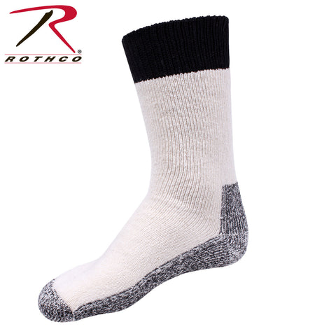 Heavyweight Natural Thermal Boot Socks - Pair - Delta Survivalist