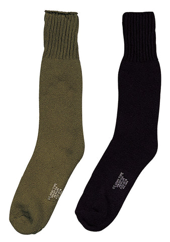 G.I. Style Heavyweight Cold Weather Boot Socks - Delta Survivalist