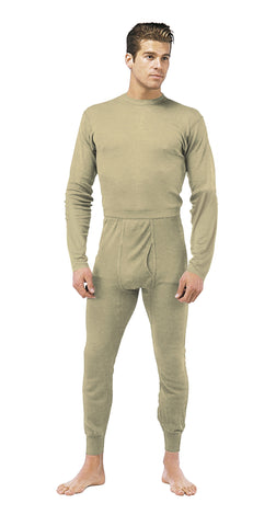 Gen III Silk Weight Underwear Top - Delta Survivalist