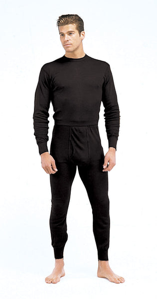 Single Layer Polypropylene Underwear Tops - Delta Survivalist