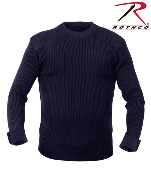 G.I. Style Acrylic Commando Sweater - Delta Survivalist