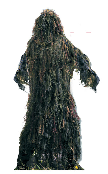 Lightweight All Purpose Ghillie Suit - Delta Survivalist