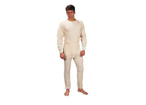 Heavyweight Thermal Knit Underwear Top - Delta Survivalist