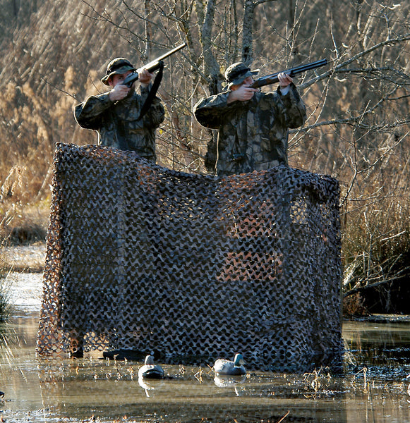 Military Type Camo Net - Delta Survivalist