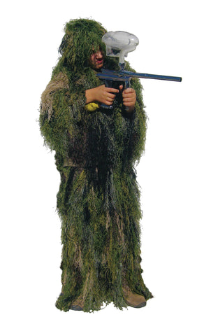 Bushrag Kids Ultralight Ghillie Suit - Delta Survivalist