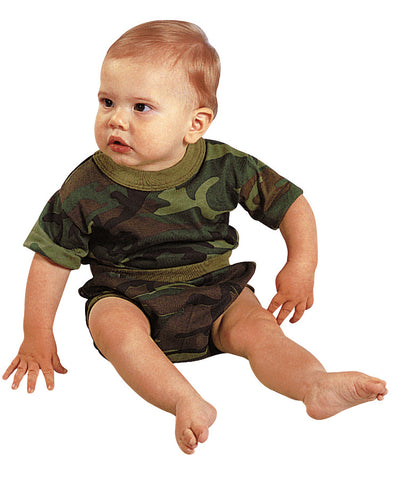 Infant T-Shirts - Delta Survivalist