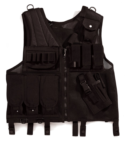 Quick Draw Tactical Vest