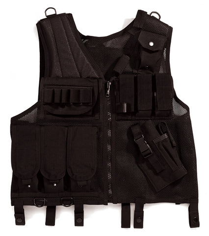 Quick Draw Tactical Vest - Delta Survivalist