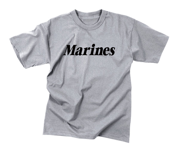Kids Marines Physical Training T-shirt - Delta Survivalist