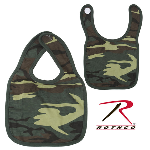 Infant Camo Bib - Delta Survivalist