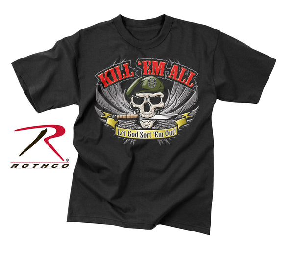 Kill 'Em All T-Shirt