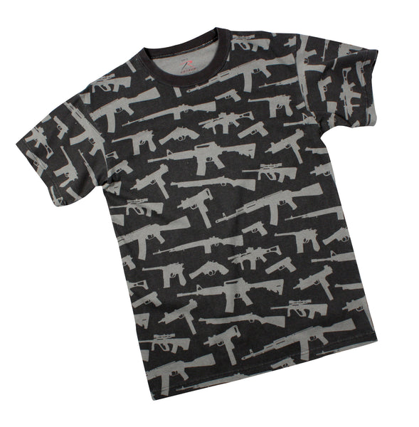 Vintage 'Guns' T-Shirt - Delta Survivalist