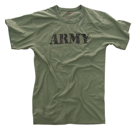 Vintage 'Army' T-shirt - Delta Survivalist