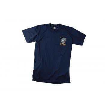 Officially Licensed NYPD Emblem T-shirt - Delta Survivalist