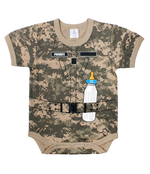 Soldier Infant One-Piece