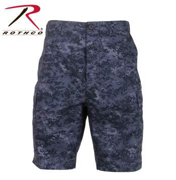 Camo BDU Shorts - Delta Survivalist