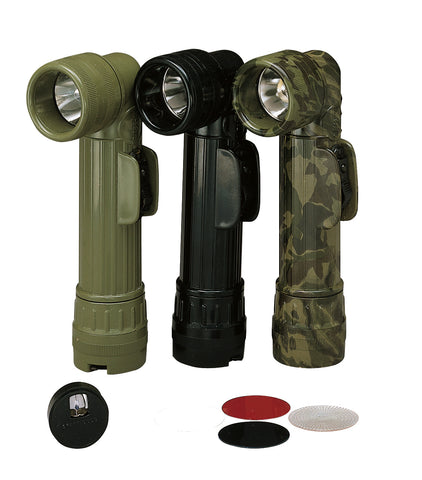 G.I. Anglehead Flashlight - Delta Survivalist