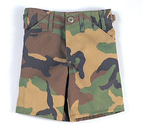 Kid's BDU Shorts - Delta Survivalist