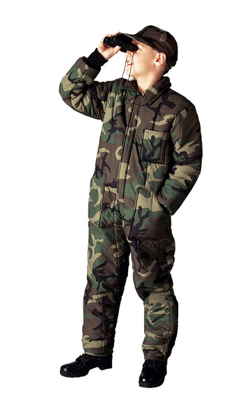Kids Insulated Coverall