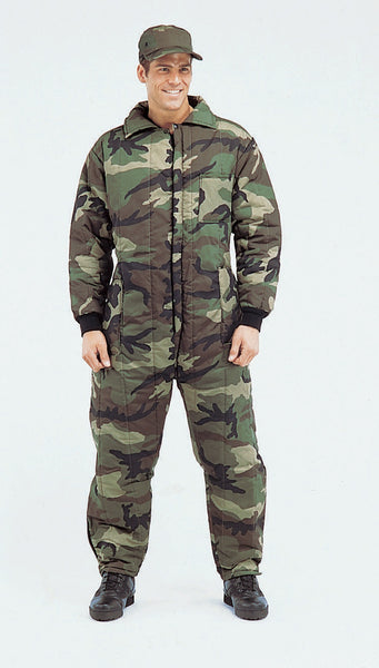 Insulated Coveralls - Delta Survivalist