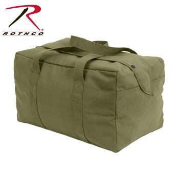 Canvas Small Parachute Cargo Bag - Delta Survivalist