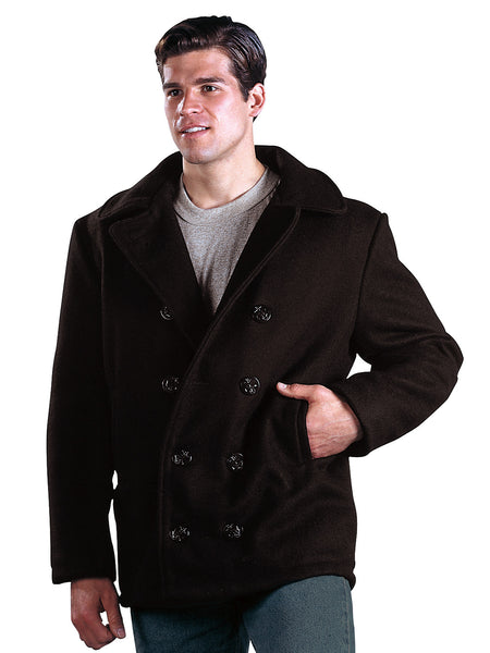 U.S. Navy Type Wool Peacoat